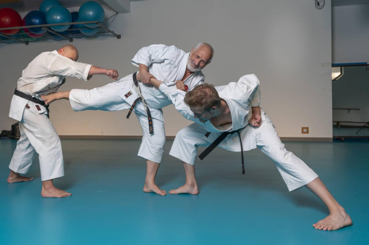 Karate als Kampfkunst oder Kampfsport