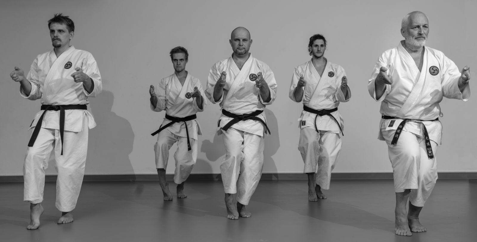 Karate Vorführung 06.09.2019